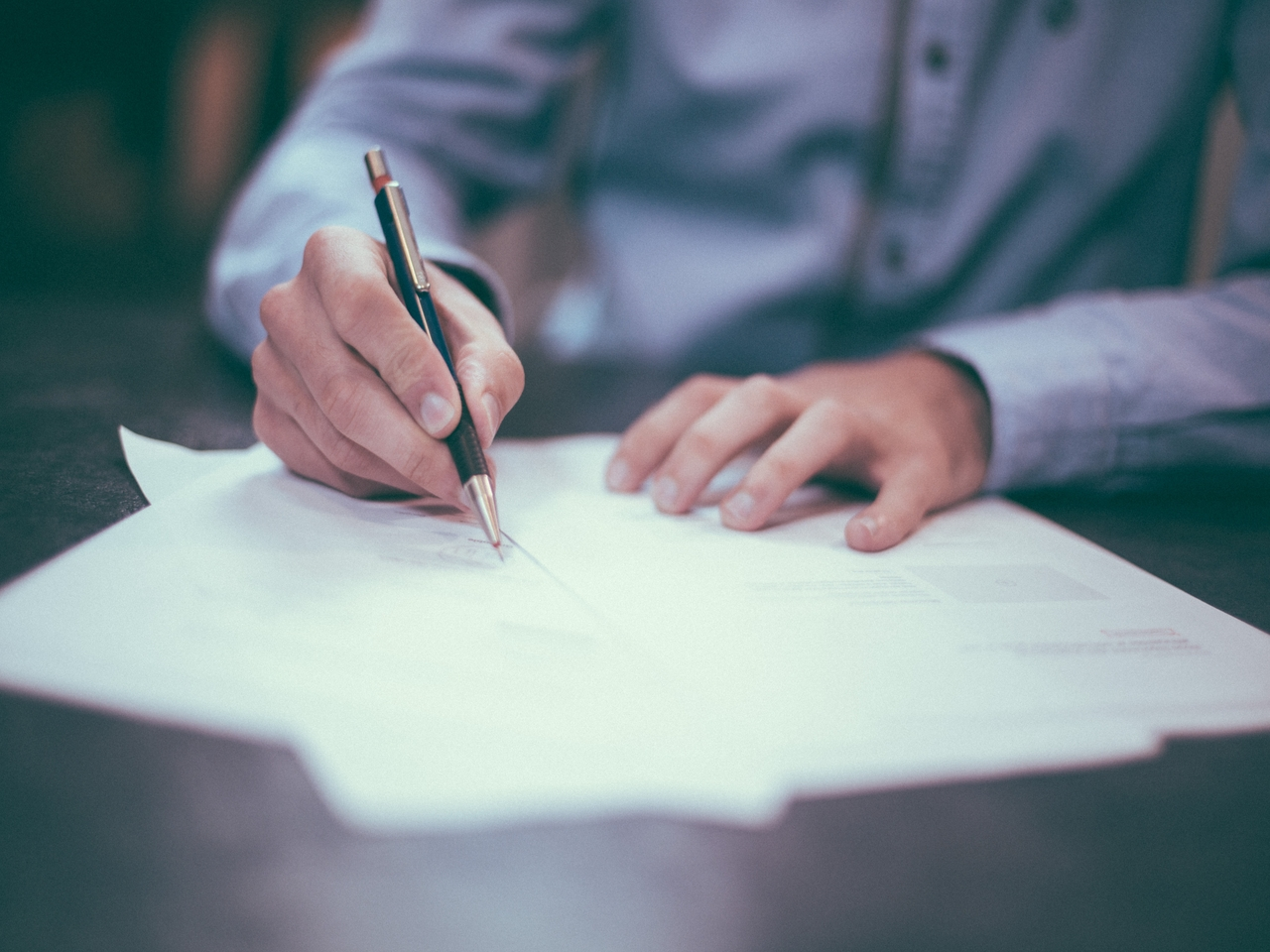 Grant of Probate Application